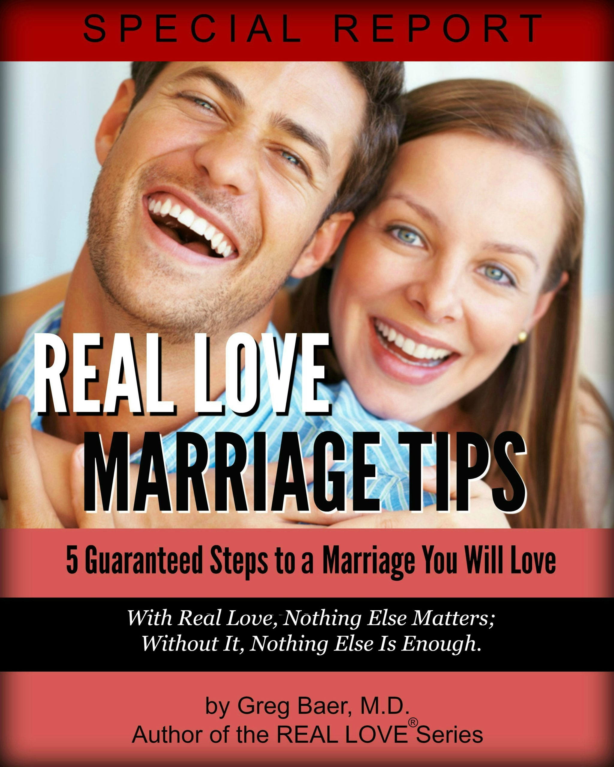 Real Love in Marriage Free Report