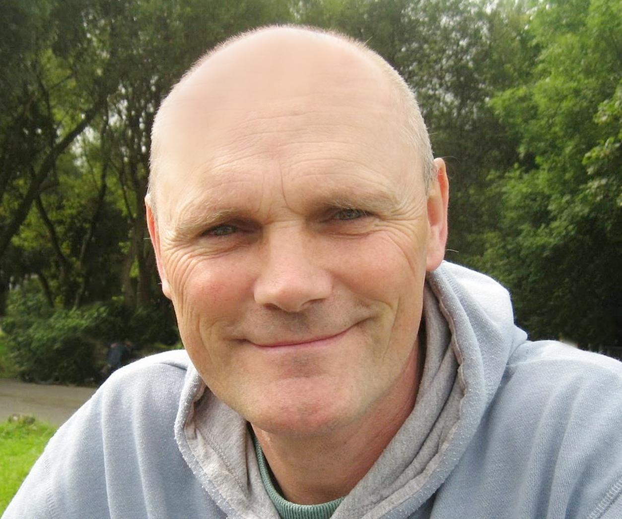 Portrait of David E.