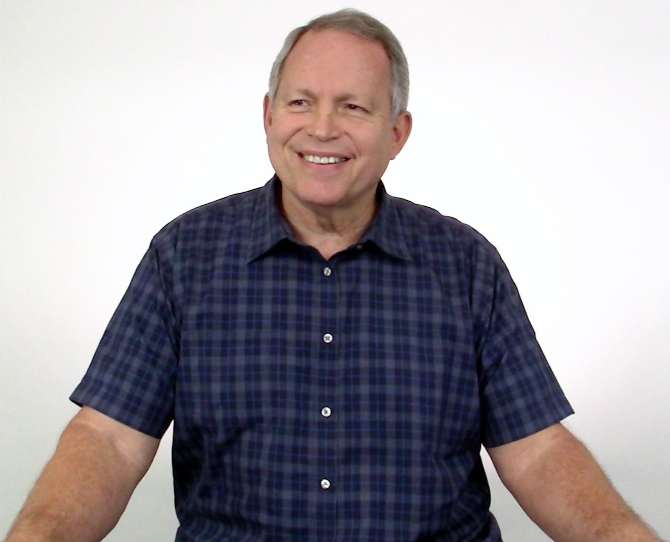 Portrait of Greg Baer