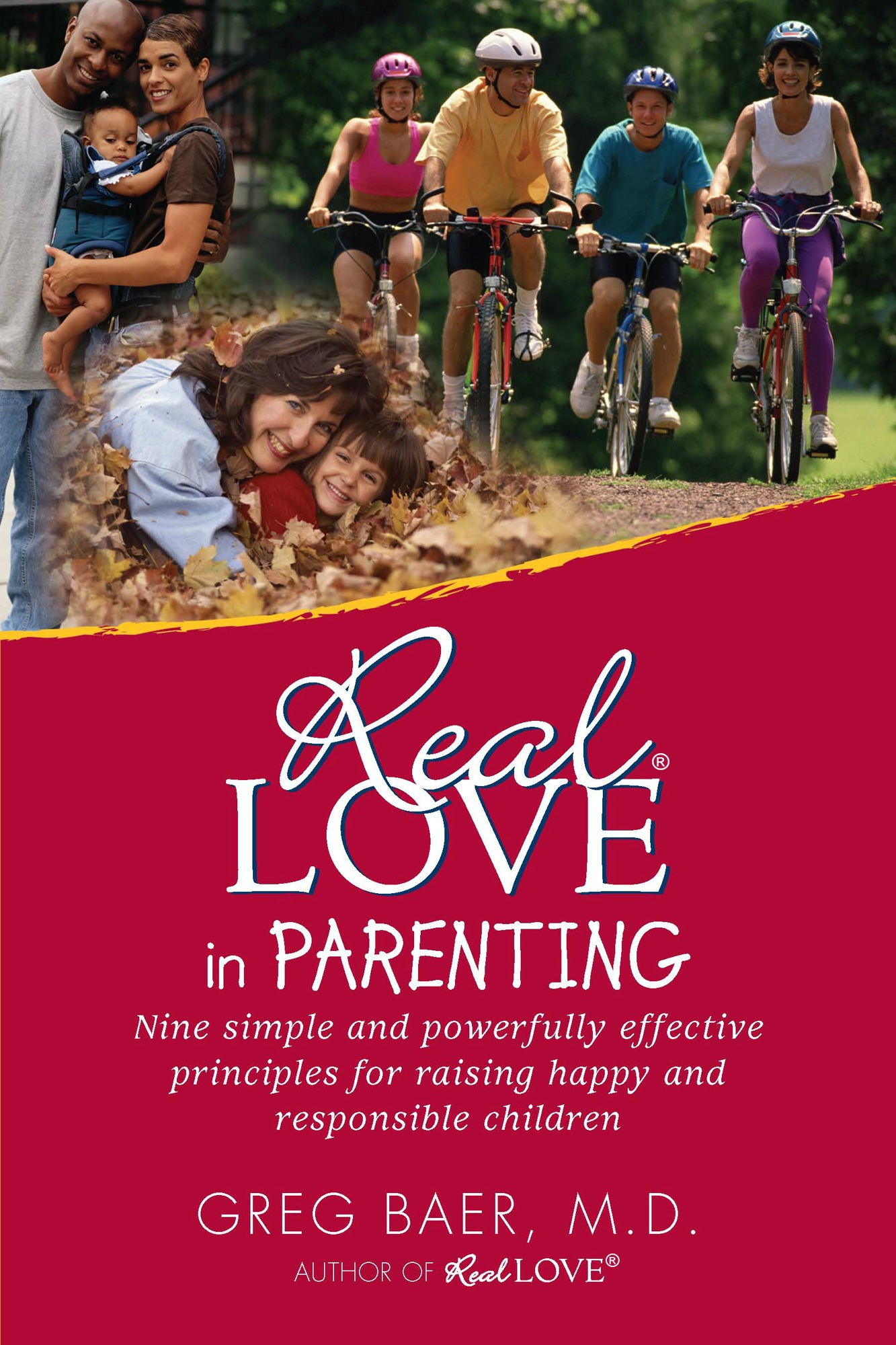 Real Love in Parenting Book Cover